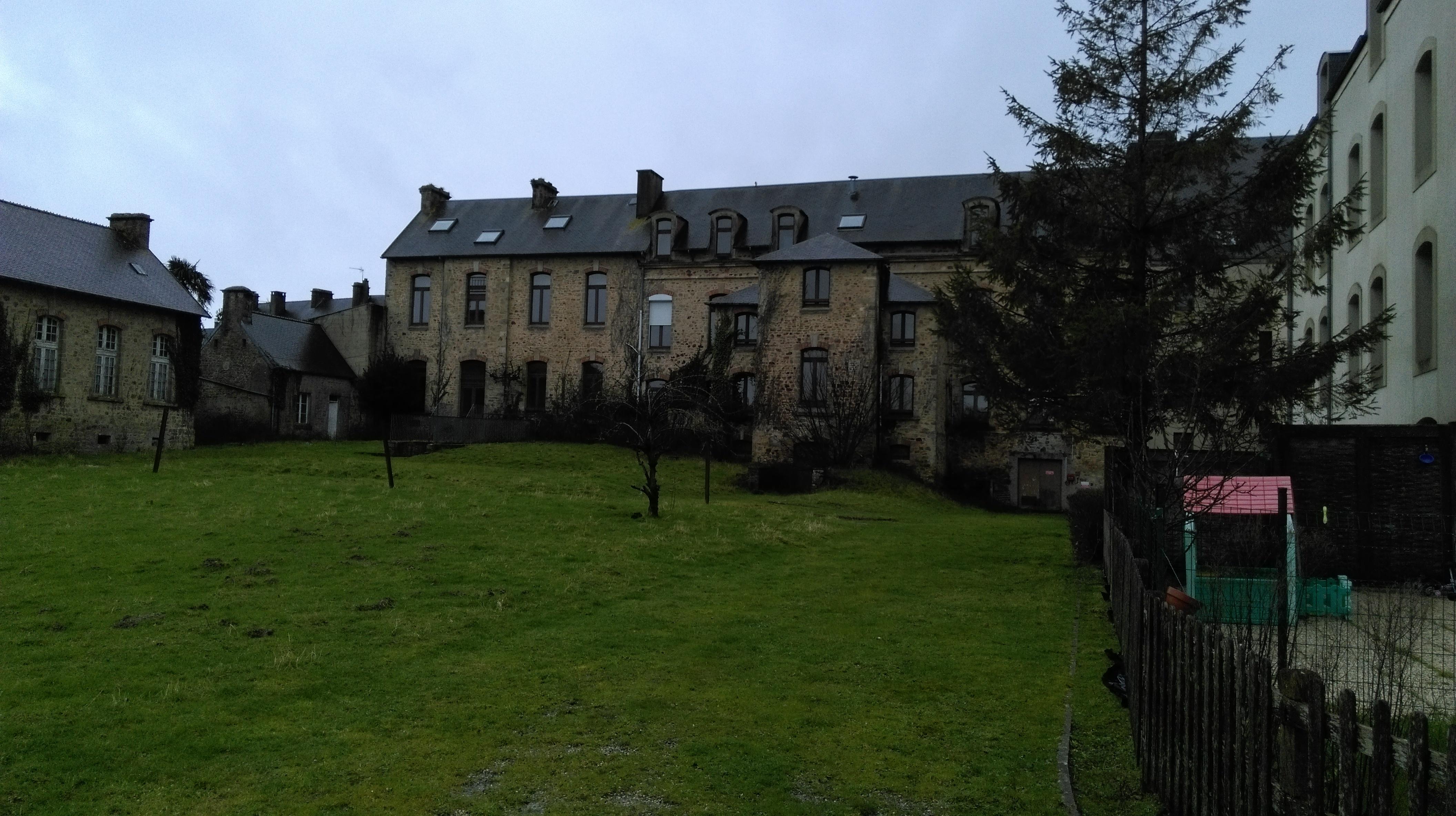 Ancien EHPAD Montebourg