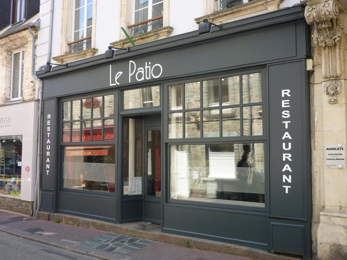 Restaurant le Patio - Cherbourg