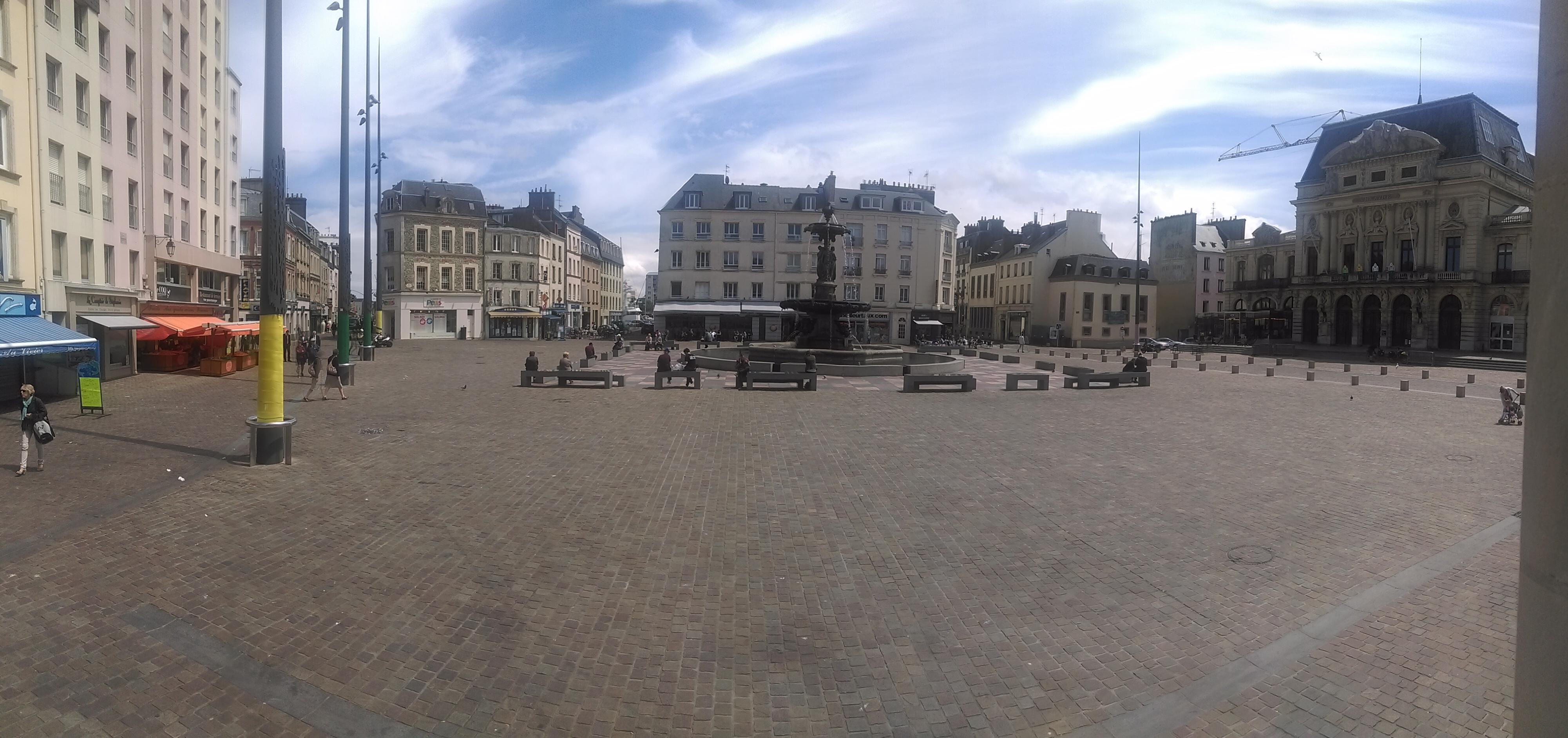 Attractivité Centre Ville Cherbourg