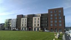Ensemble immobilier à Cherbourg
