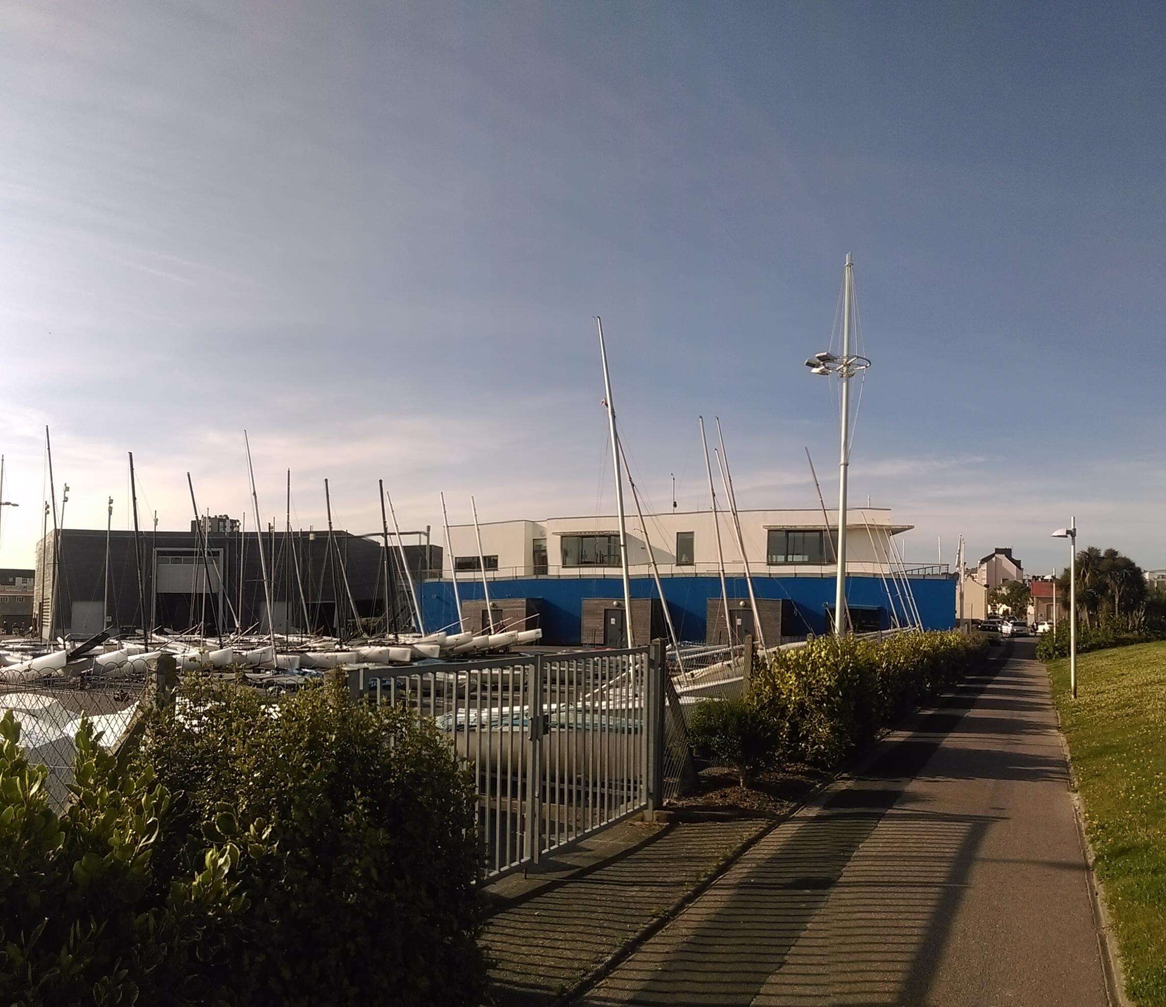 Base Nautique Cherbourg (50)