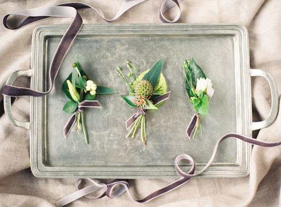 buttonholes and boutonnieres