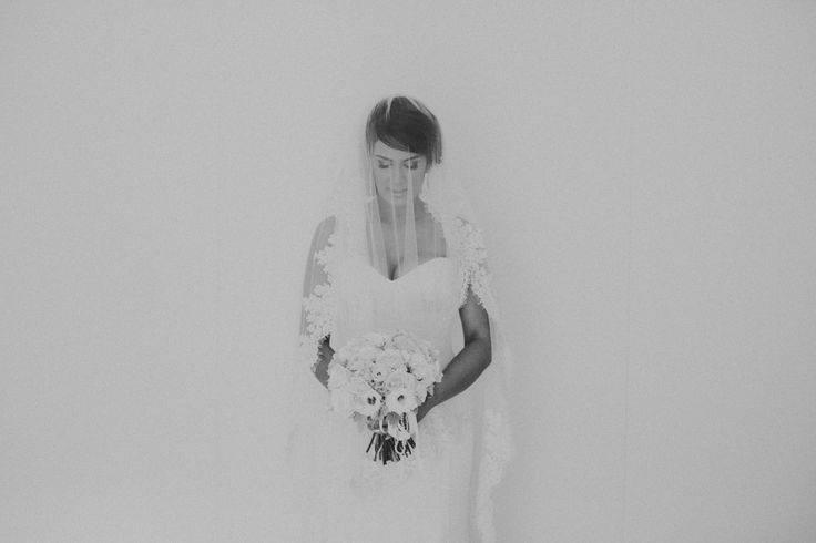 bride florals