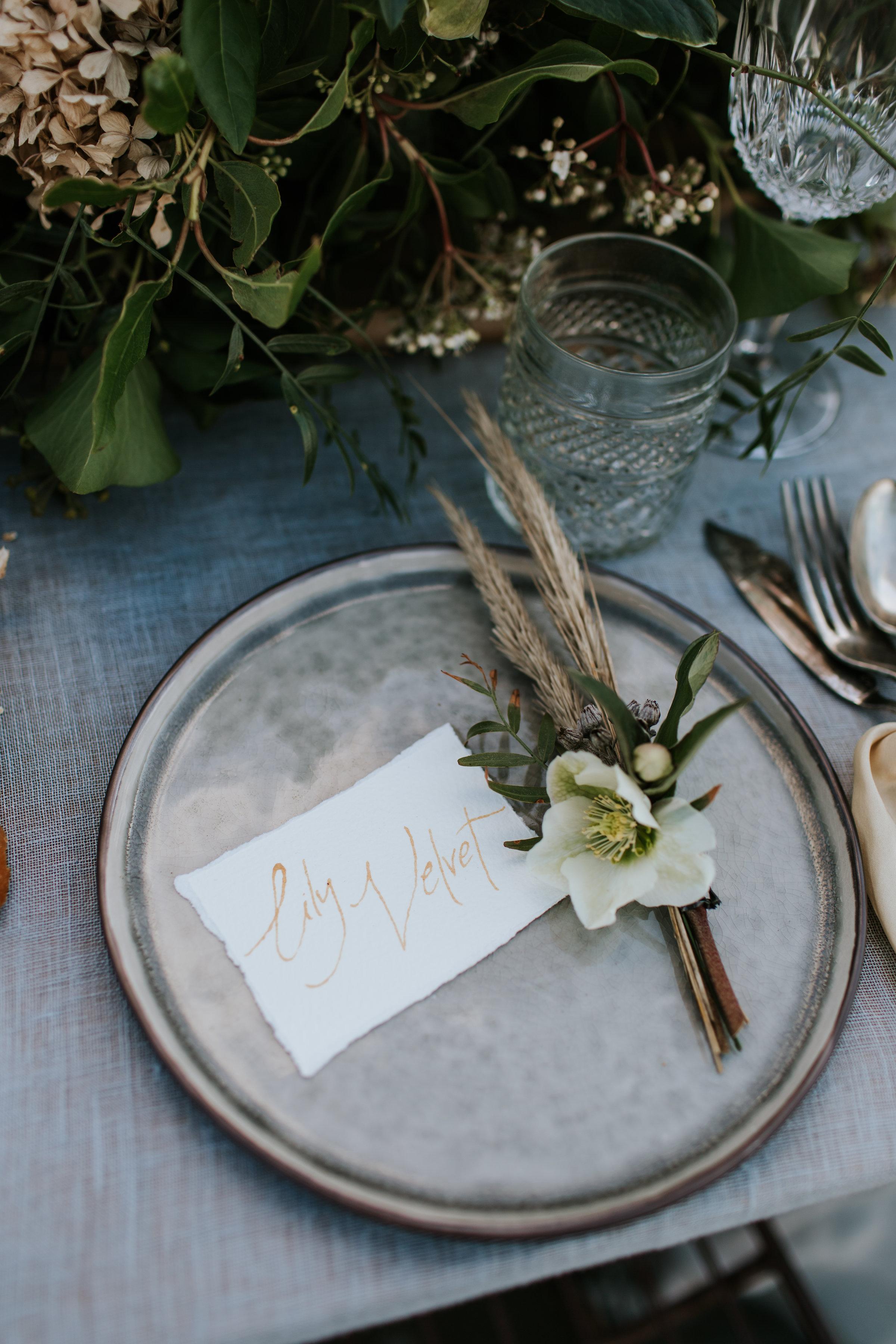Artisan tableware