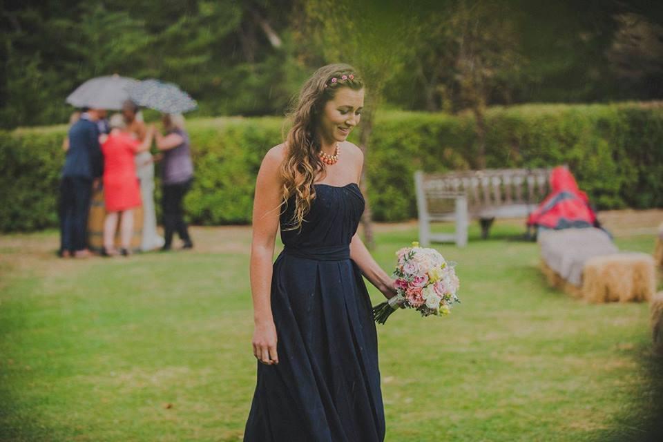 bridesmaid posy