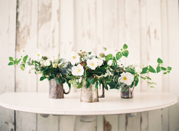 botanical wedding inspiration