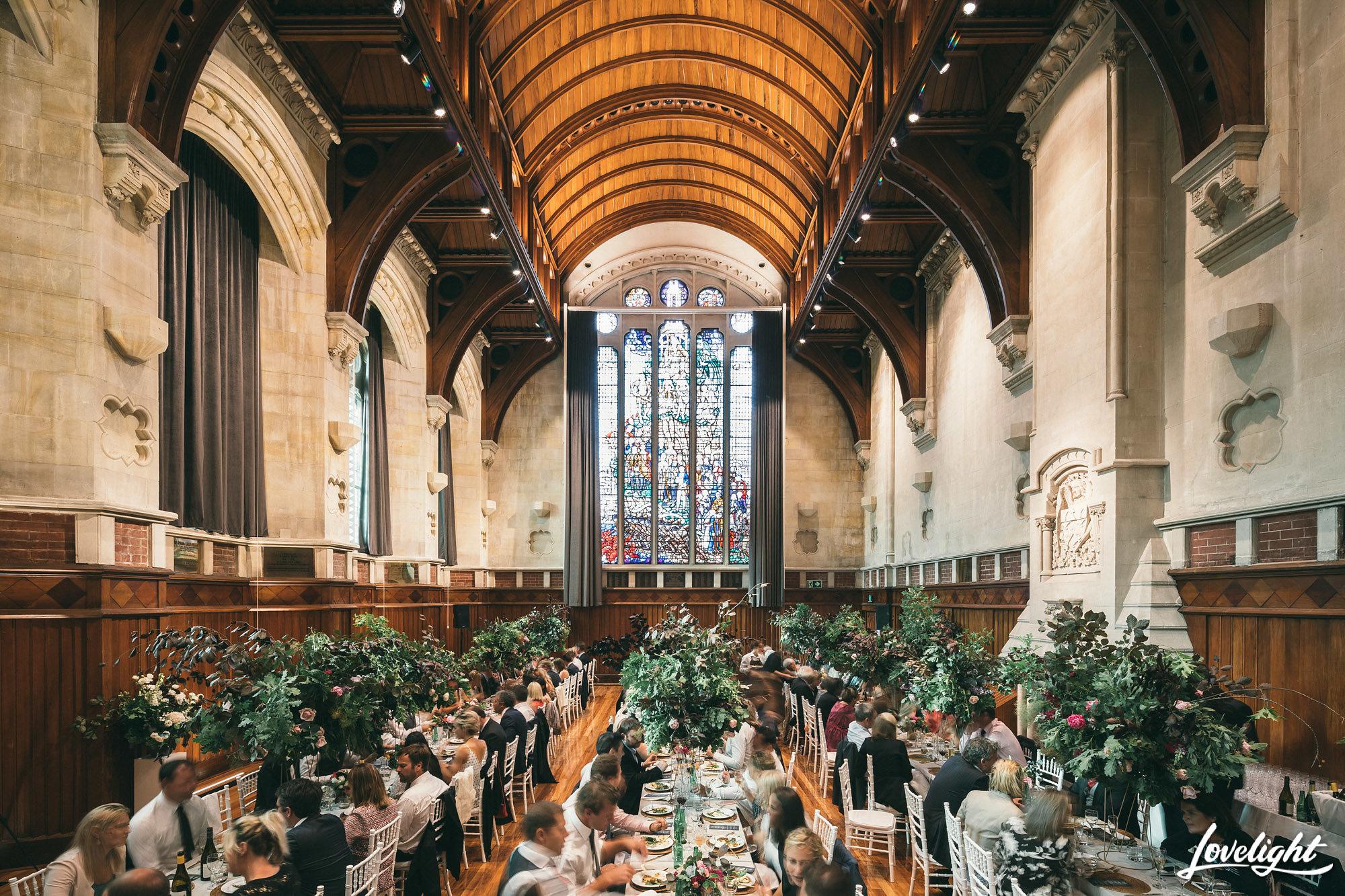 Great Hall wedding venue