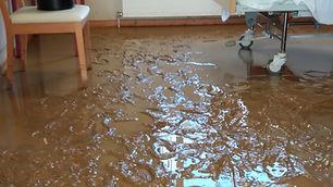 coulée de boues