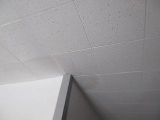 tâche d'eau plafond