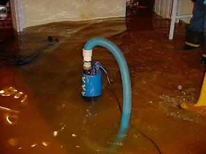 pompage d'eau