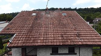 paramètre toiture inclinée