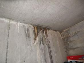 infiltration eau plafond