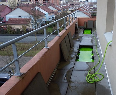 inspection de structure terrassement