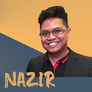 Nazir Muhidzir Packdd Singapore