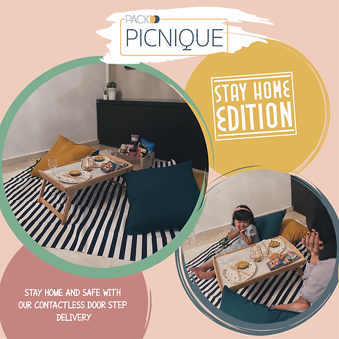 Packdd Picnic Singapore Home