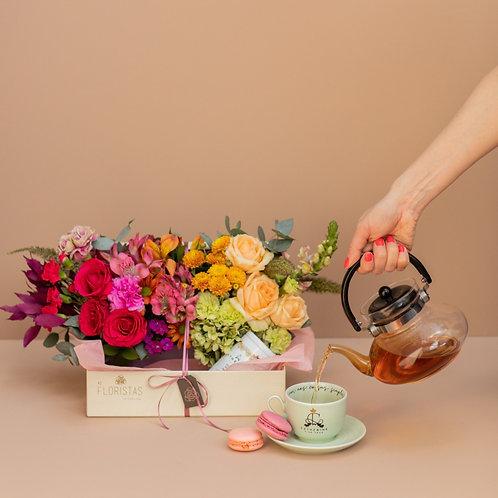 Caixa Fine Tea