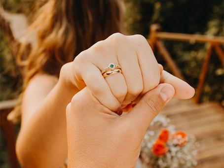 Fiquei noiva! 10 dicas práticas para começar a planejar o seu casamento