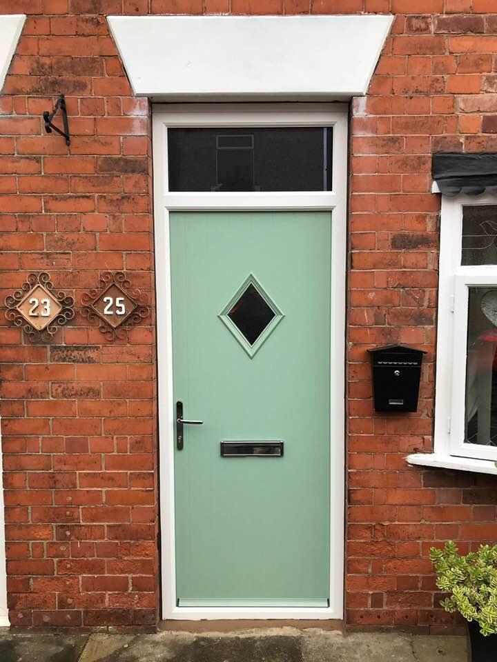 Tuxford Composite Door