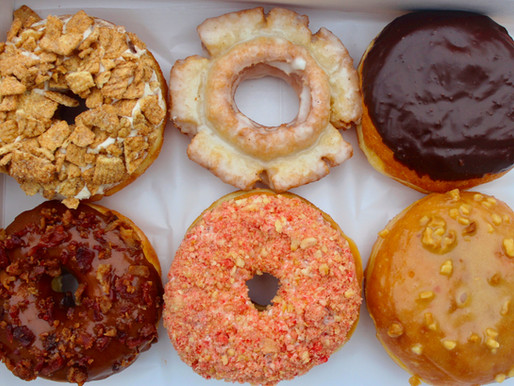 Glaze n Daze Donuts Thank Veterans and Active Duty Military with Free Donut on November 11