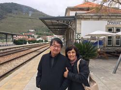 9 Estação Pinhão
