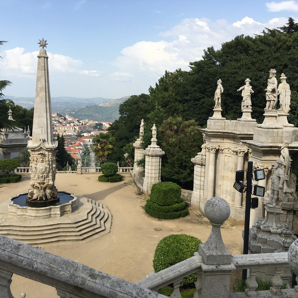 Douro Valley - Wine Tour (Sanctuary Nossa Senhora dos Remédios)