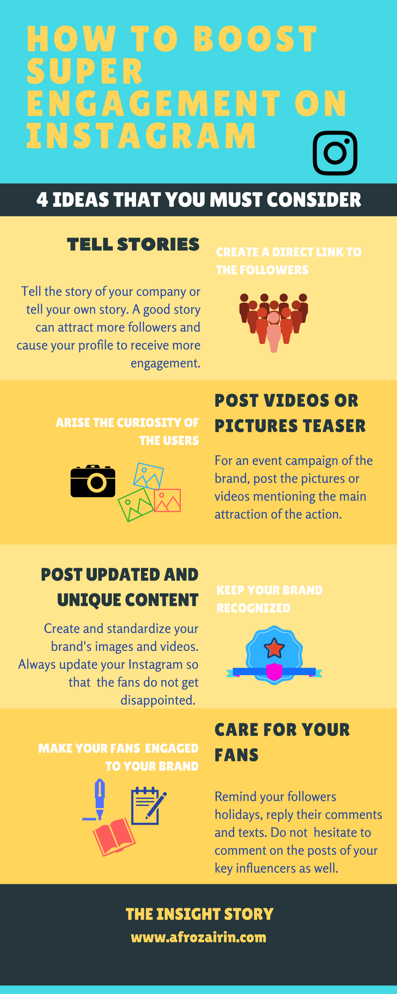 How to boost super engagement on Instagram