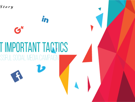 3 Most Important Tactics for Successful Social Media Campaign