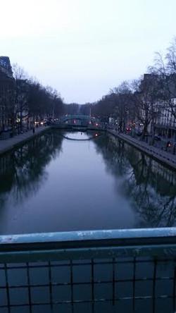 Canal Saint-Martin Paris