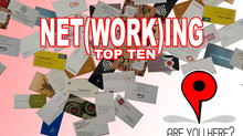 Ten Reasons Why I Network - and they are not what you think.