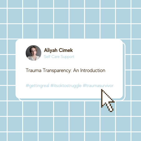 An Introduction To Trauma Transparency