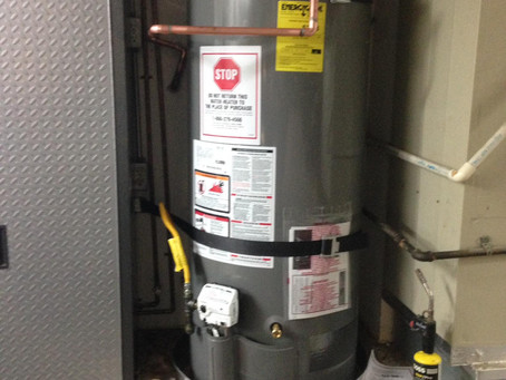 Water heater service near you
