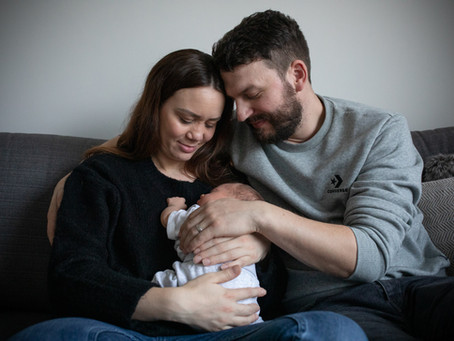 Why you should have an at-home Newborn shoot!
