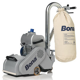 Bona Floor Sander with dust bag