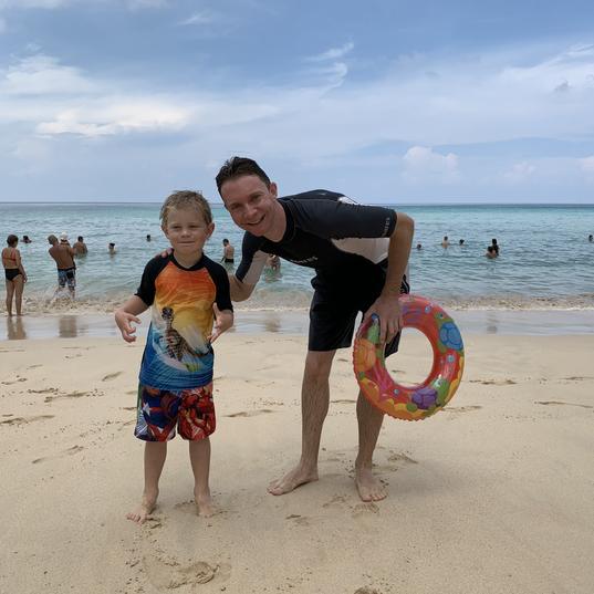 Thailand - Katathani beach