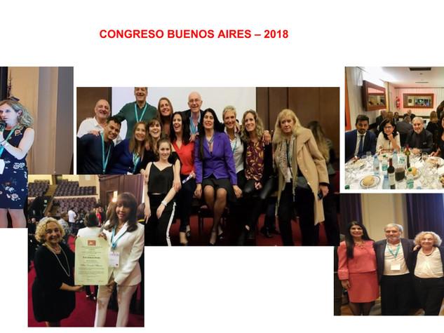 Congreso Buenos Aires - 2018