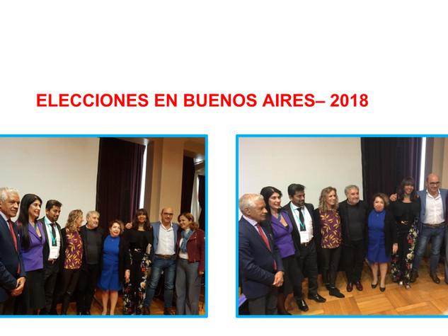 Elecciones Buenos Aires - 2018