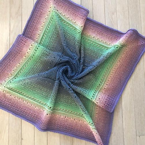 JellyBean Baby Blanket