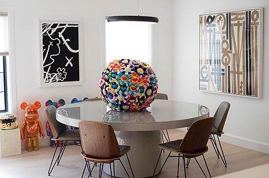 Leasing art Collection Interior @visuvisualcreations