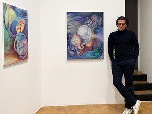 Daniel Rahmati, collector & gallerist
