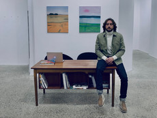 Guido Romero Pierini, galeriste & collectionneur