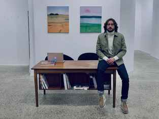 Guido Romero Pierini, galerist & collector
