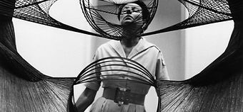Peggy Guggenheim - collectionneur iconiq