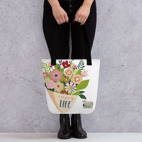 Bolsa de tela Urban Jungle