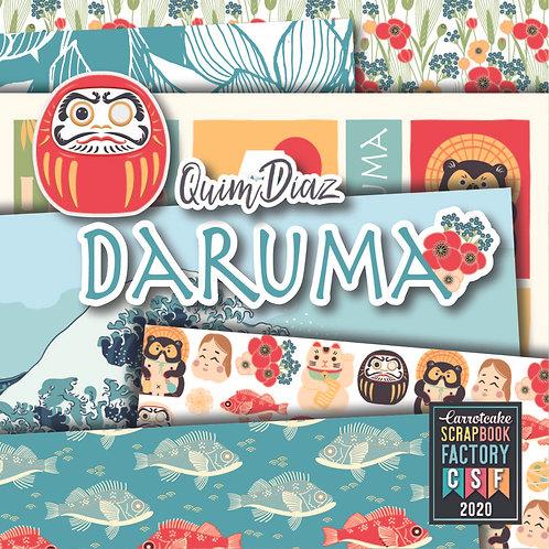 Colección Daruma