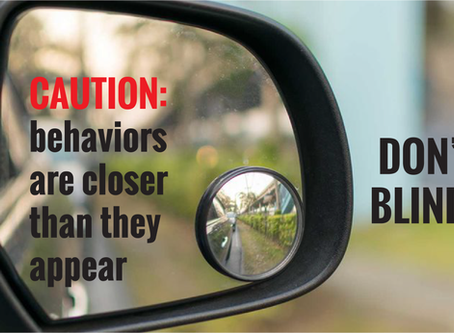 Are You Aware Of Your Blindspots?