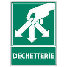 DECHETTERIE - HEURE D'HIVER