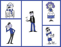 Stereotype Cartoons