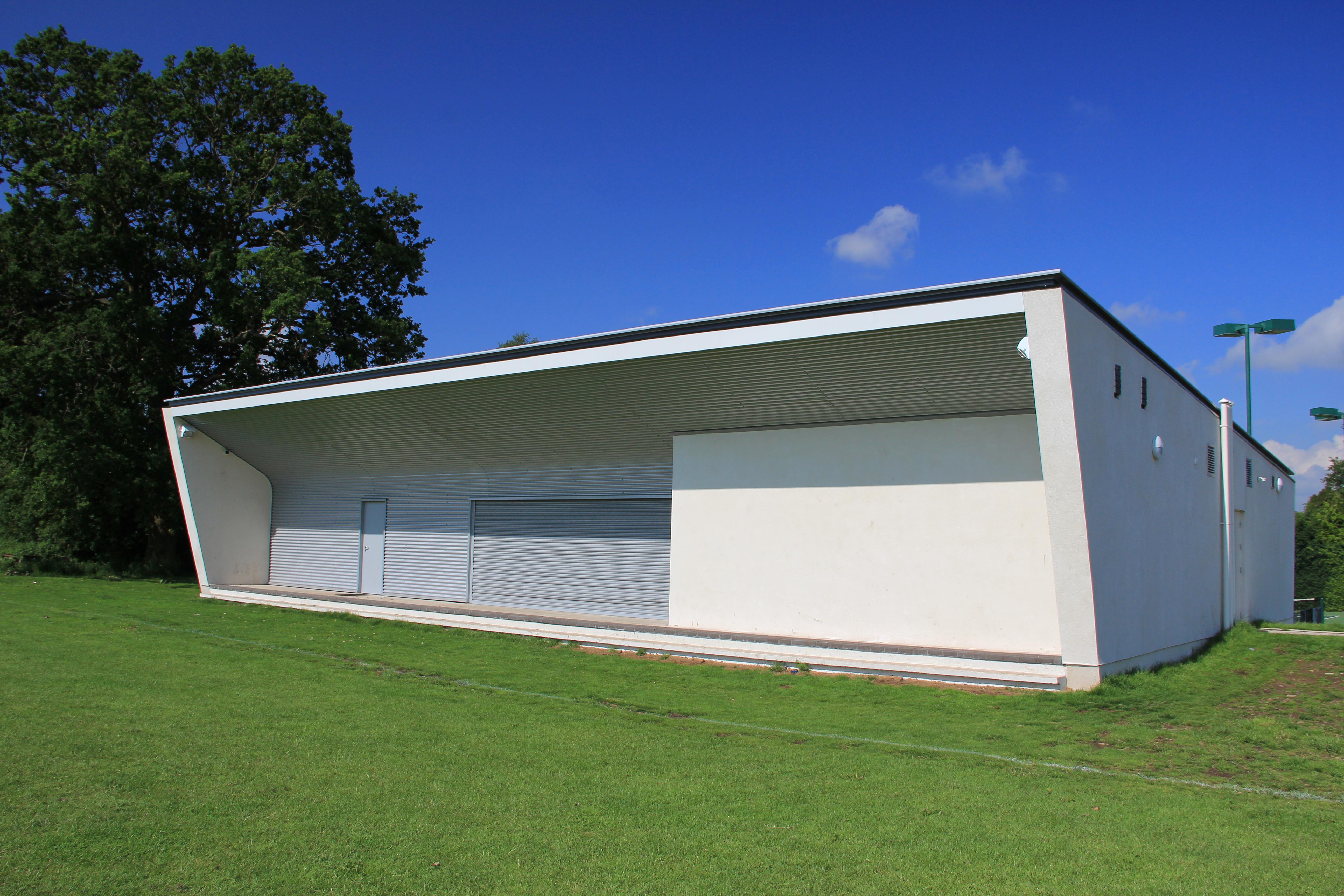 Blakedown Sports Pavillion
