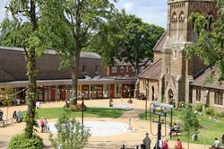 All Saints Village Square