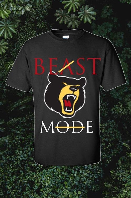 Beast Mode/Best Me T Black
